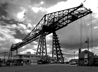 Transporter Bridge © Andrew Dow - 2nd=