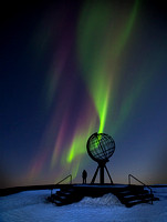 Northern Lights © Cliff Armstrong - HC