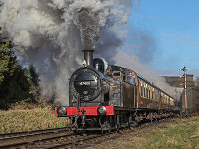 Steaming Well © Malcolm Ranieri