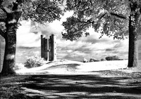 Broadway Tower © Cliff Armstrong - HC