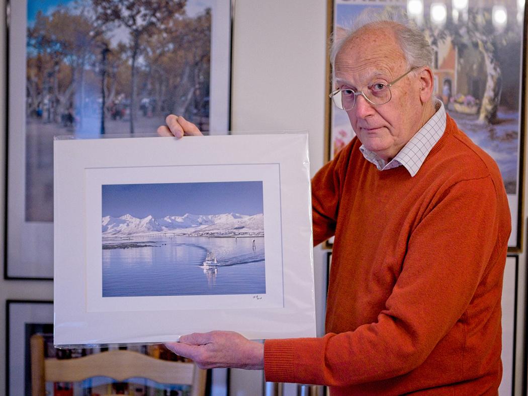 Winner Richard Thomas © Michael Robertson-Smith