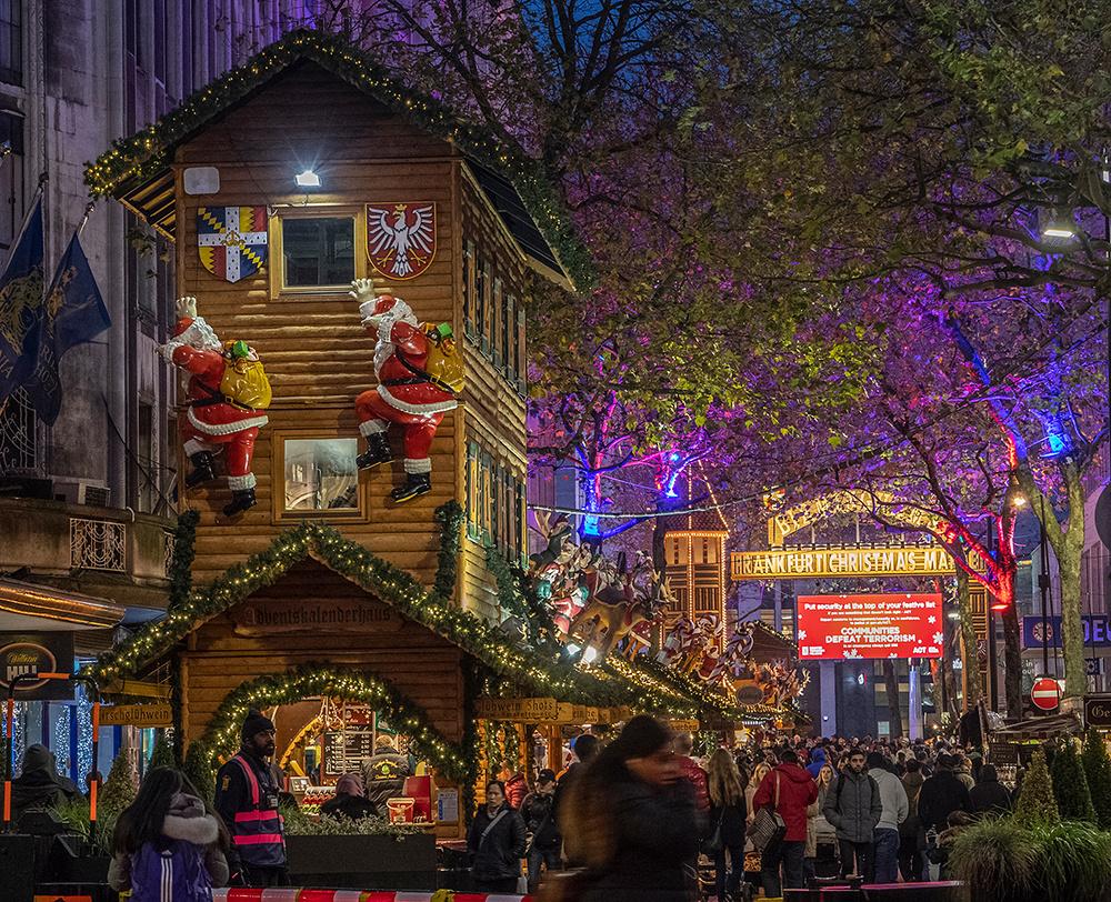 Frankfurt Christmas Market © Phil Welch