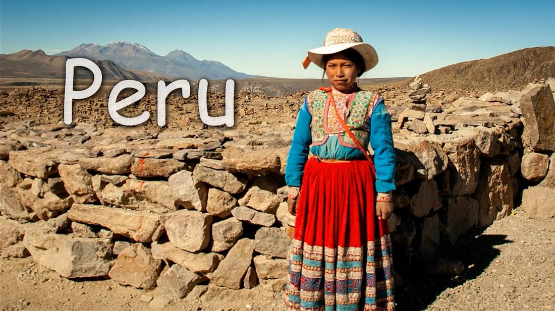 Peru Title Page © Ian Bailey