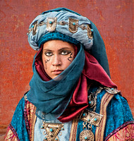 Moorish Beauty © Phil Welch - HC