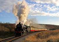 Steam In The North Yorkshire Moors © Malcolm Ranieri - 13