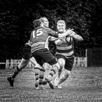 High Tackle © Dick Prior - HC