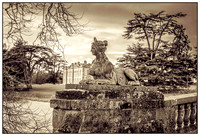Compton Verney Sphinx © Michael Robertson-Smith – 1st