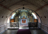 The Chapel in a Nissen Hut © John Roach - 3rd