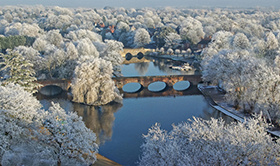 View over the Avon © Phil Welch