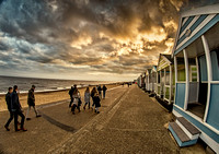 11 Southwold promenade © Dick Prior