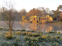Early Morning Light Hever Castle © Sue James - 2nd