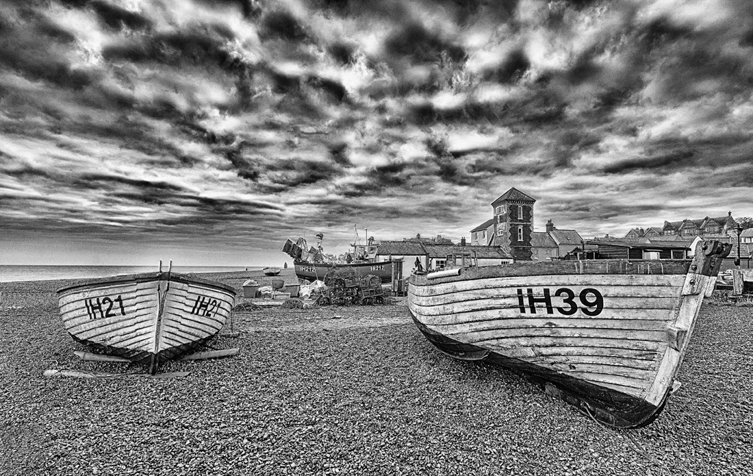 4 Aldeburgh beach © Dick Prior