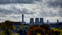 Didcot power station © Dave Buckland - C